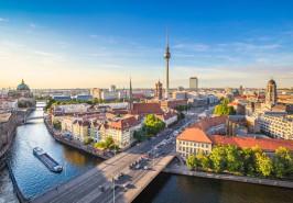 Linnapuhkus Berliinis