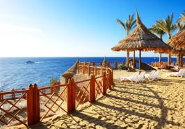 Kuldse päikesega Hurghada