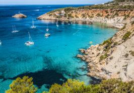 Rannamõnud Ibizal